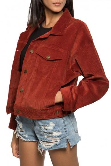 Jacket Brique