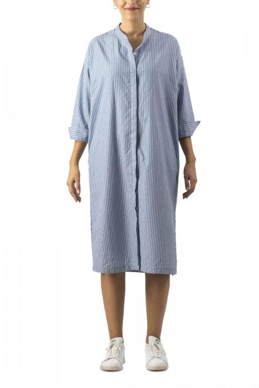 Robe chemise basique