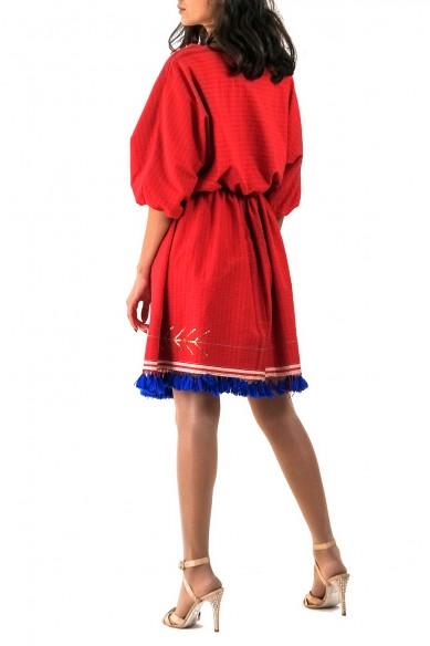 Robe Pompons