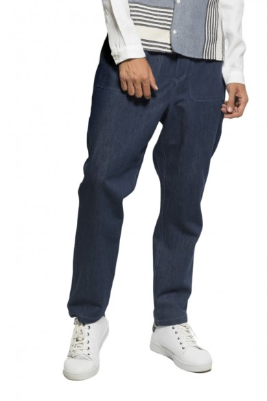 Pocketed baggy pants