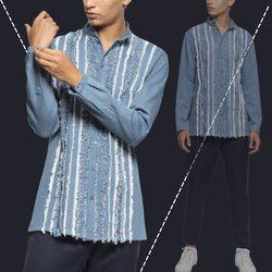 Retrouvez les créations d' @anissaaida  qui à travers son inspiration des cultures tunisiennes et japonaises se présente comme une marque qui sort réellement de l'ordinaire ✨ sur notre marketplace : https://www.unikchic.com/fr/198-anissa-aida 💳 Paiement en ligne sécurisé 🚚 Livraison entre 3 et 7 jours 🌐 www.unikchic.com #unikchic #luxury #fashion #premium #originalité  #tradition #homme  #jean #chemise #dungree #japonaise #tunisienne  #anissa #traditional #savoirfaire  #tunisian