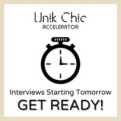 📢 Reminder: the online interviews will start tomorrow! 𝐆𝐄𝐓 𝐑𝐄𝐀𝐃𝐘!